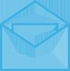 Agil'MAIL - Enveloppe ouverte logo Agil'MAIL
